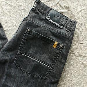 South Pole Straight Leg Jeans